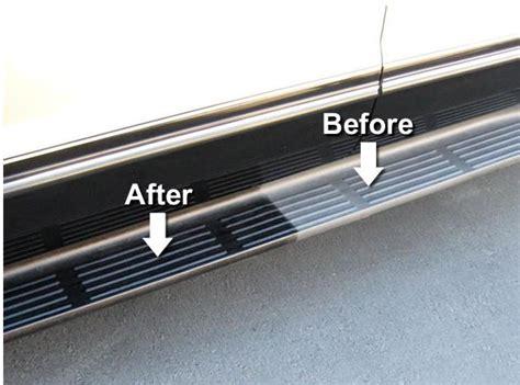 cleaning boat bumpers forever black bumper trim dye kit