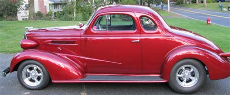Sale L 37 4 1937 chevy coupe