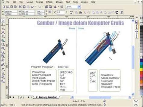 desain grafis berbasis vektor dan contohnya belajar desain grafis perbedaan bitmap dan vektor