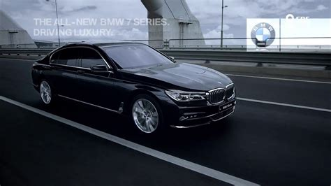 bmw commercial bmw 7 g11 2016 commercial 2