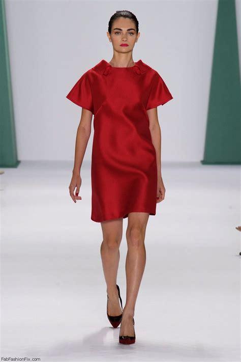 Fab Carolina Herrera Dresses From Fashion Week by Carolina Herrera Summer 2015 Collection New York