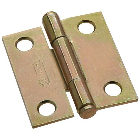 stanley national hardware 1 1 2 in cabinet hinge cd295 1