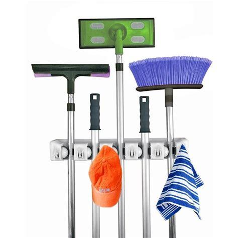Garage Storage Brooms 17 Best Ideas About Broom Holder On Paper