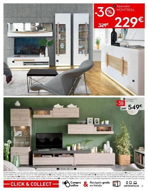 salones conforama  precios ofertas hogar muebles