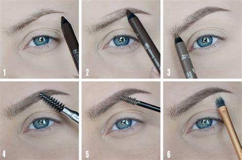 Gwen Lightens Up Brows It Or It by Eyebrows Tutorial By Erica Isadora Global