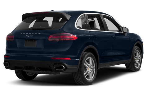 porsche suv 2017 2017 porsche cayenne price photos reviews safety