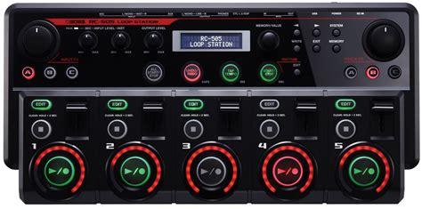Harga Loop Station Rc 505 loop station rc505 review looper trooper audiofanzine