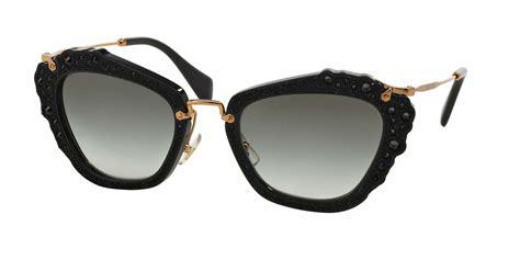 Miu Miu by Miu Miu Mu 04qs Sunglasses Free Shipping