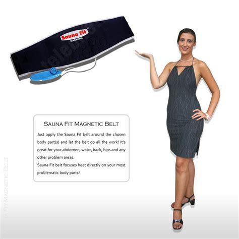 Promo Sabuk Pemanas Belt Magnetic Sauna Belt sauna fit magnetic belt sauna slimming belt sauna slim fit belt slimming belt india