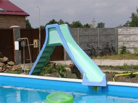 backyard pool water slides 489 best images about pools backyards on pinterest