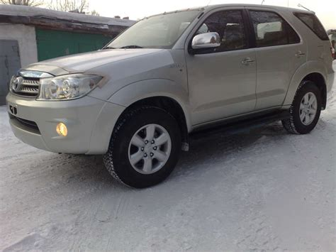 2010 Toyota For Sale 2010 Toyota Fortuner For Sale 2 7 Gasoline Automatic