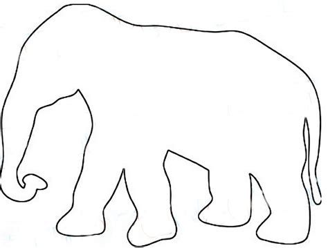 Animals Free Craft Patterns For Everyday Arts Crafts Animal Templates