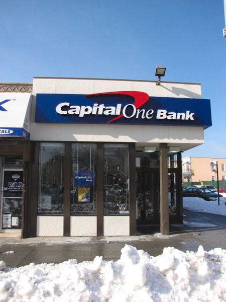 bank of capital one capital one bank in ny 11209 citysearch
