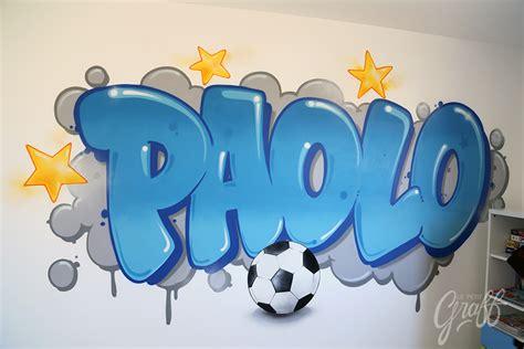 graff chambre paolo chambre le petit graff d 233 coration graffiti