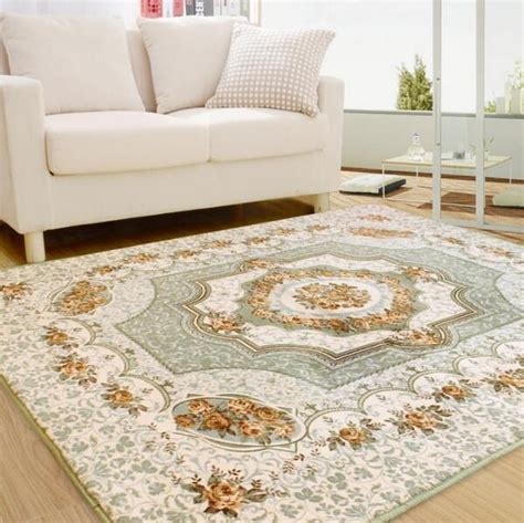 How Big Of A Rug For Living Room by 190 280cm Carpet For Living Room Large Rug European