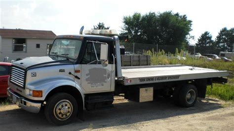 used wrecker beds for sale rollback tow trucks for sale bbt com