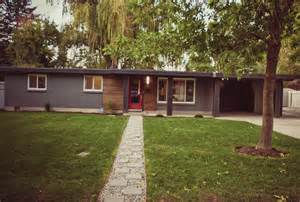 Mid Century Modern Homes For Sale Mid Century Makeover Cityhomecollective
