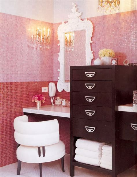 pink tiles for bathroom 39 pink bathroom tile ideas and pictures