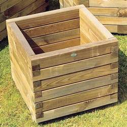 17 best ideas about wooden planters on wooden