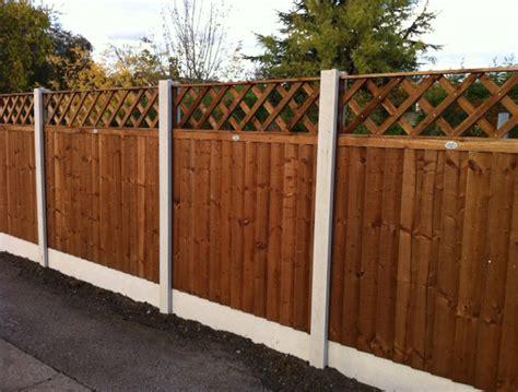 fencing panels with trellis top trellis eaton fencing