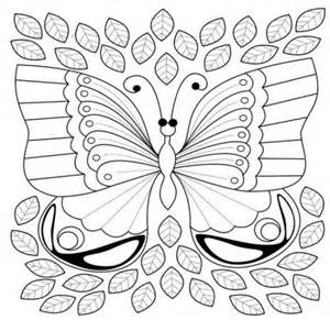 coloring stress relief free butterfly coloring book for stress relief