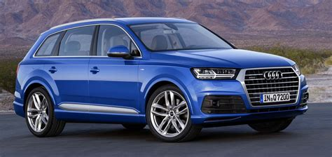 audi q7 second generation 7 seater suv debuts image 295871