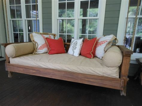 charleston bed swing avari swing bed from vintage porch swings charleston sc