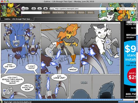 firefox themes marvel goblins comic firefox theme 1 0