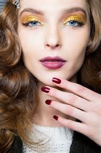 2016 fall 2017 winter nail polish trends fashion trend