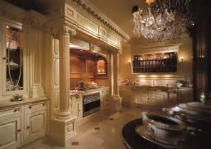 luxurious kitchen cabinets the best design and decoration of luxury style kitchen