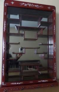 wall display cabinets for sale antique glass curio wall cabinet for sale
