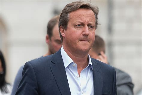 Or Cameron David Cameron Quits House Of Commons Statement From Former Prime Minister