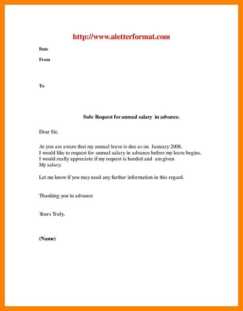 Request Letter Unpaid Leave 10 How To Write A Letter Of Leave Riobrazil