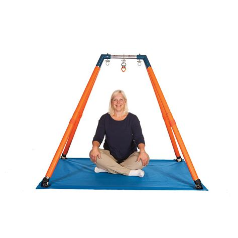 Haley's Joy   On the Go Swing Frame and Mat   Size 1
