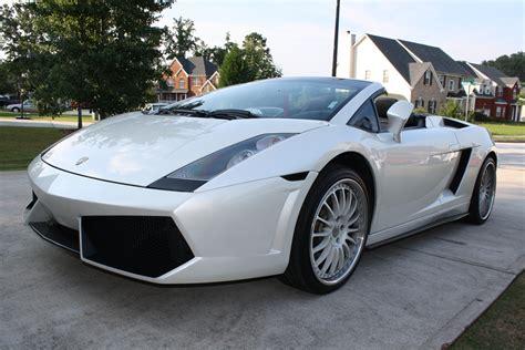 Lamborghini Gallardo 2007 2007 Lamborghini Gallardo Spyder Diminished Value Car