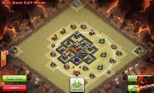 The Best Coc Th3 Base Layout » Home Design 2017