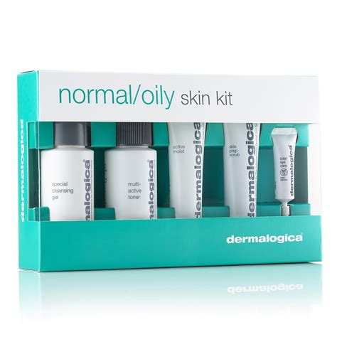 Spl Normal New Pack Spl Skincare Normal dermalogica skin kit normal