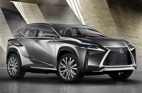lexus lf nx lexus lf nx concept could be a compact mercedes gla