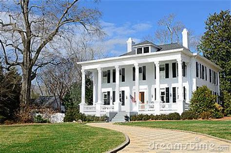 Historic Home Plans Small Antebellum House Plans Antebellum Home Stock