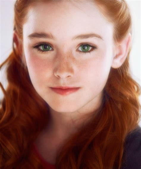 young actresses with red hair and green eyes 51 best red hair green eyes images on pinterest redheads