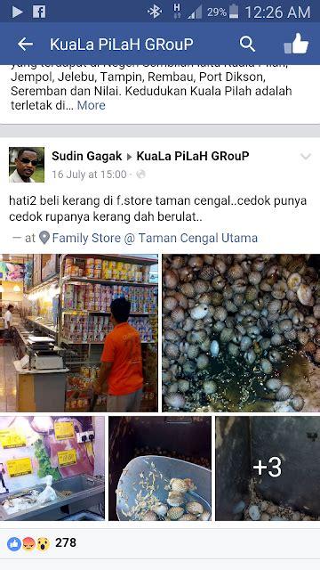 Kerang Di Malaysia khas bagi peminat kerang muntah hijau bila dapat tahu