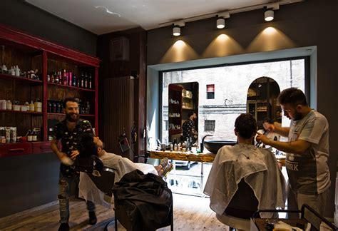 illuminazione shop illuminazione barber shop new deal progetto luce