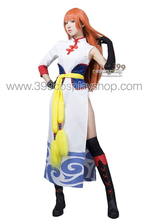 Costume Gintama Kagura 1 gintama kagura costume grown up version gintama costumes