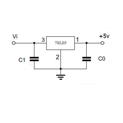 transistor l7805 datasheet линейный стабилизатор напряжения l7805 5 вольт to 220