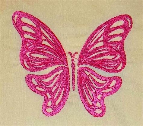 Embroidery Design Butterfly | embroidery nerd digitized butterfly embroidery design