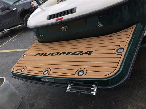 build your own boat swim platform myswimplatform swim platforms