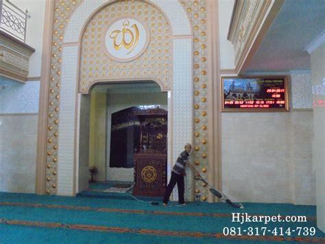 Karpet Masjid Meteran Di Surabaya jual karpet masjid di ciamis termurah hjkarpet