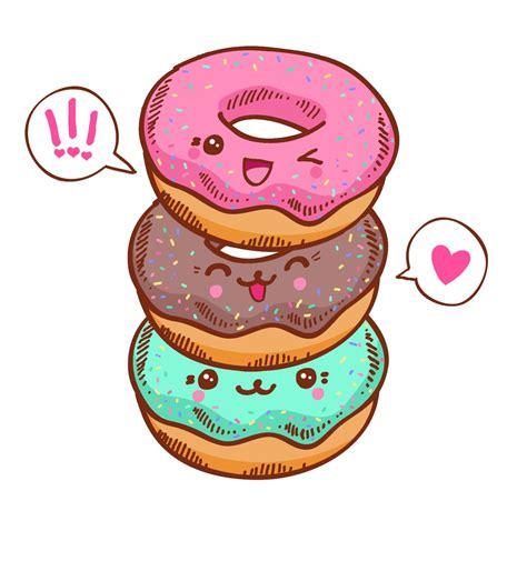 imagenes tumblr donas fila de donas kawai kawaii pinterest kawaii donuts