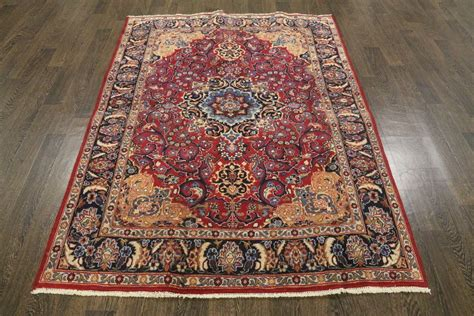 Handmade Rugs Uk - traditional vintage wool 4 6 x 6 3 handmade rugs