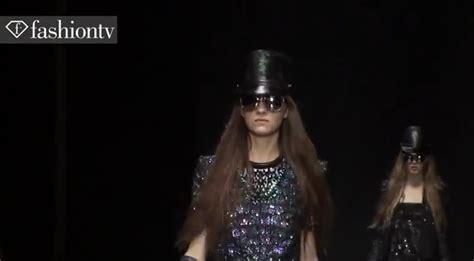 Pakaian Wanita Sr62 Milan Top roberto cavalli fall 2012 show horizon inspirasi